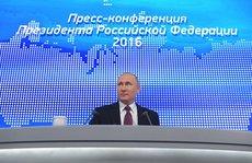 Ông Putin: Chỉ chúng tôi tin ông Trump thắng