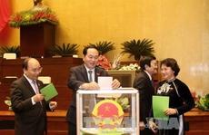QH mới sẽ bầu Chủ tịch QH, Chủ tịch nước và Thủ tướng