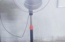 Nhiều ưu điểm từ quạt điện vô cấp