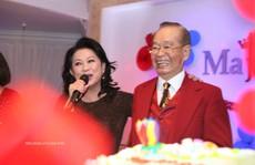 Danh hài Văn Chung vẫn 'sung' trong lễ mừng thọ 89 tuổi