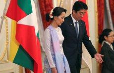 Nhật Bản viện trợ Myanmar 7,73 tỉ USD