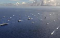 Trung Quốc điều 5 tàu chiến tham gia tập trận RIMPAC