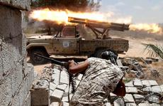 Libya đánh bật IS khỏi sào huyệt ở Sirte