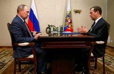 Ông Putin tiếp tục khuấy đảo Crimea