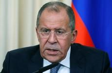 Nga không ngán Mỹ ném bom rải thảm ở Syria