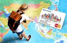 Sacombank phát hành thẻ MasterCard Travel