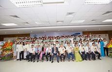 Samsung Việt Nam khai giảng khóa cao đẳng cho nhân viên