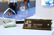 Samsung Electronics đoạt 4 giải thưởng chuyên ngành