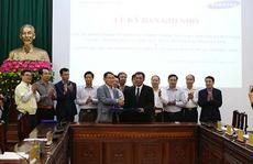 Samsung Việt Nam hỗ trợ các hộ chăn nuôi