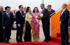 Những hoạt động đầu tiên Tổng thống Obama ở TP HCM