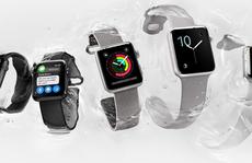 Apple Watch Series 2 'lặn' sâu đến 50 m