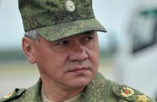 Chiến đấu cơ NATO bám theo máy bay Bộ trưởng Quốc phòng Nga