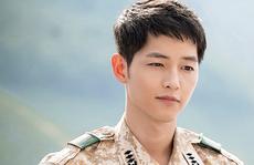 'Đại úy' Song Joong Ki quyền lực nhất showbiz Hàn