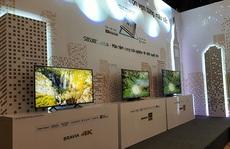 Sony ra mắt hàng loạt TV BRAVIA 4K HDR