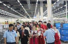 Nhà máy 2 tỉ USD của Samsung hỗ trợ trường ĐH đào tạo nguồn nhân lực