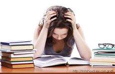 Mấy ai bị stress dưới 3 lần?