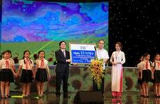 TH cam kết ủng hộ 200 tỉ đồng cho chương trình Sữa học đường – Vì tầm vóc Việt