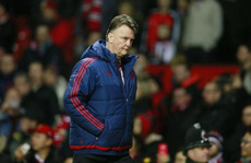 M.U thua đậm, Van Gaal vẫn chê Tottenham
