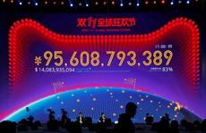 Trung Quốc: Bùng nổ mua sắm trực tuyến trong Ngày Độc thân