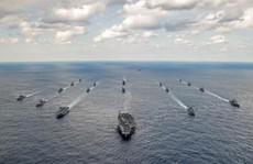 Phớt lờ Trung Quốc, Mỹ - Ấn - Nhật tập trận hải quân