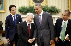 Trung Quốc 'mừng ra mặt' cho mối quan hệ Việt - Mỹ