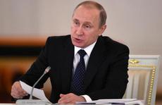 Tổng thống Nga không ngại nói về MH17