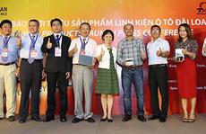 Hơn 50 thương hiệu Đài Loan tham gia Autotech Show