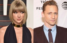 Tom Hiddleston khẳng định vẫn là bạn của Taylor Swift