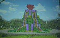 Đồng Tháp sắp có thác hoa lớn nhất Việt Nam