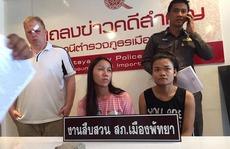 Thái Lan đau đầu vì ladyboy