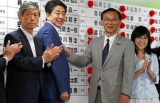 Ông Abe rộng đường chỉnh hiến pháp