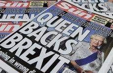 "EU trước nguy cơ ""exit"""