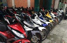 Đa dạng thị trường xe máy cũ