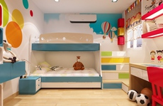 Những điều nên và không nên trong bài trí phòng trẻ em