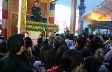 Tượng Phật ngọc lớn nhất thế giới đến Quảng Bình