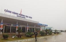 Khách có hơi men đến sân bay muộn, chửi bới nhân viên an ninh
