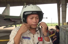 Thiết bị đặc biệt tìm kiếm phi công mất tích Trần Quang Khải
