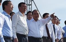 Thủ tướng: Gìn giữ hòa bình trên mỗi ngọn sóng Biển Đông