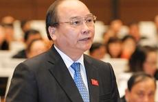Thủ tướng và 4 Bộ trưởng 'đăng đàn' trả lời chất vấn tại QH