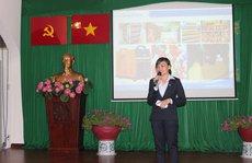 Thí sinh Nguyễn Ngọc Trang đoạt giải nhất