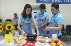 Thi nấu ăn kỷ niệm ngày 8-3