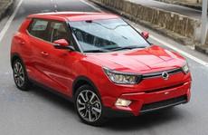 Ssangyong Tivoli đối thủ của Ford Ecosport có giá 630 triệu đồng