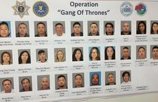 Mỹ truy quét tội phạm gốc Việt