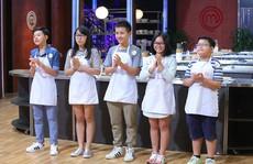 'Vua đầu bếp nhí': Căng thẳng giành quyền vào chung kết
