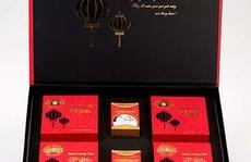 Bánh trung thu tổ yến của Công ty Yến sào Sài Gòn Anpha