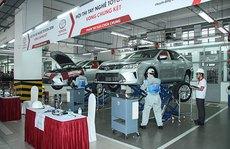 Vòng chung kết Hội thi Tay nghề Toyota lần thứ 18