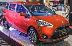 Toyota Sienta - 'đàn em' 7 chỗ của Innova ra mắt