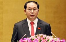 Chủ tịch nước đề nghị QH miễn nhiệm Thủ tướng Nguyễn Tấn Dũng