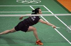 Bạn gái Tiến Minh có chiến thắng danh dự ở Olympic