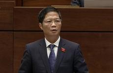 Bộ trưởng Công Thương: Có khi đánh kẻng báo động xả lũ